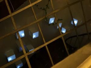 Caixas de luz de Ana Seoane