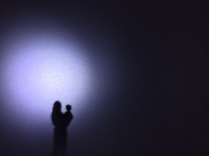 Detalle das caixas de luz (Ana Seoane)