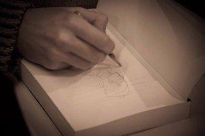 David Fajardo nunha asinatura.