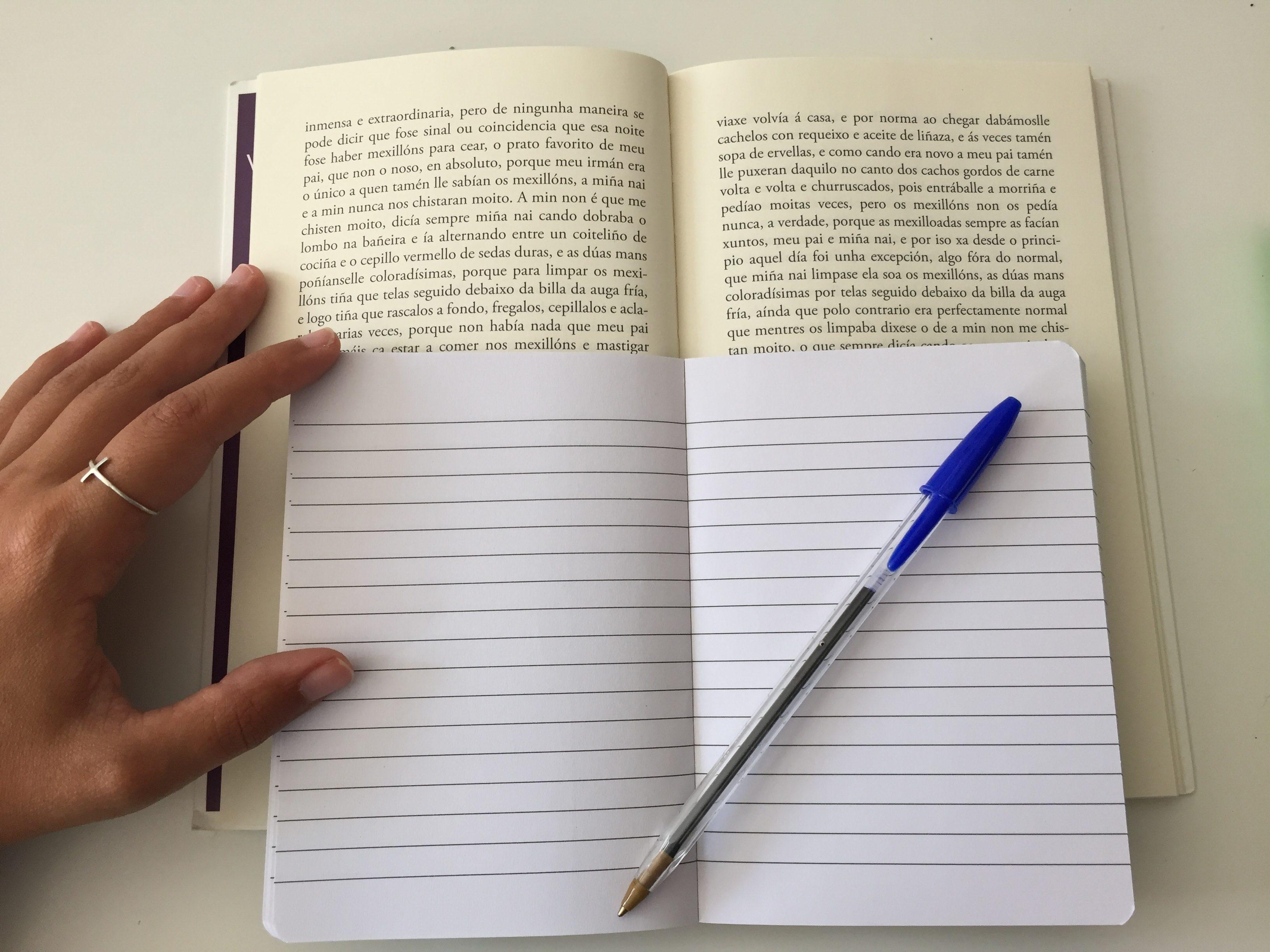 Venres de letras. Club de lectura e escritura