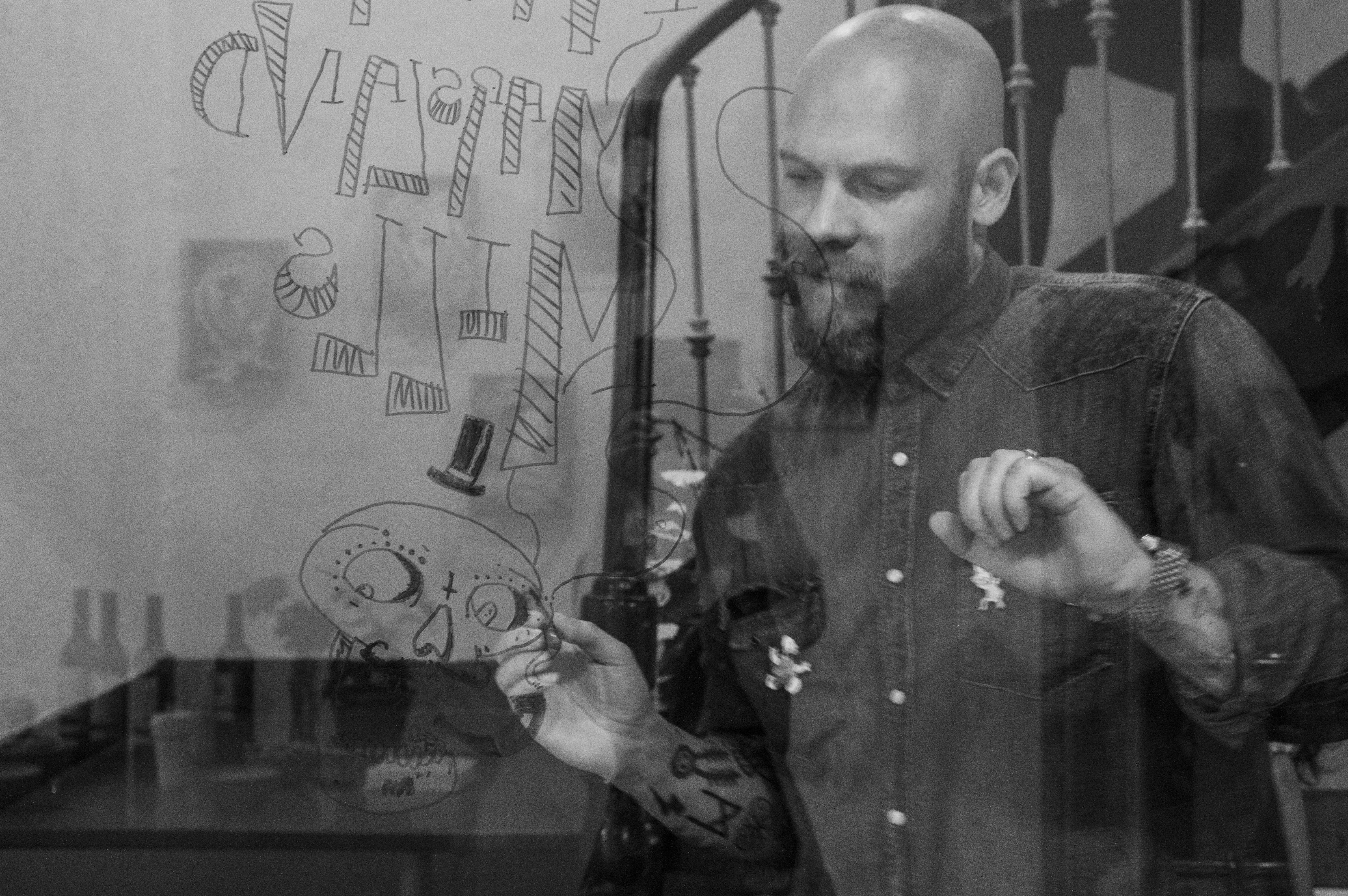 Martyn Mills: A metódica loucura dun soñador profesional