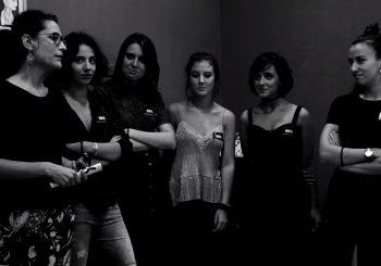 O equipo de NORTE durante a presentación do proxecto