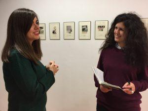 Entrevistando a Maite Ortega